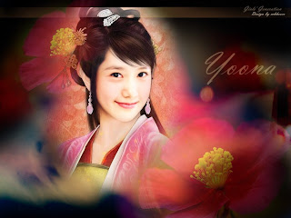 GIRLS' GENERATION- The power of 9! - Page 4 Yoona+Wallpaper-45