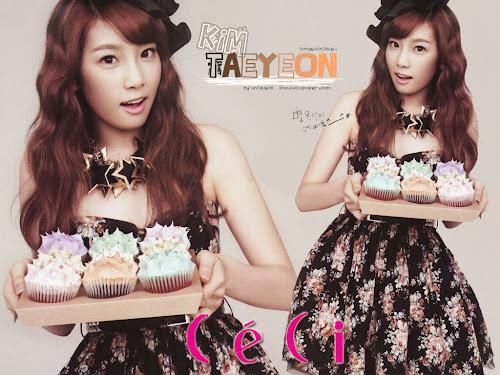 Wallpaper Taeyeon SNSD