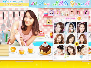 GIRLS' GENERATION- The power of 9! - Page 4 Yoona+wallpaper+-+2