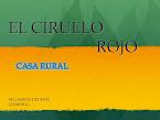 CASA RURAL CIRUELO ROJO