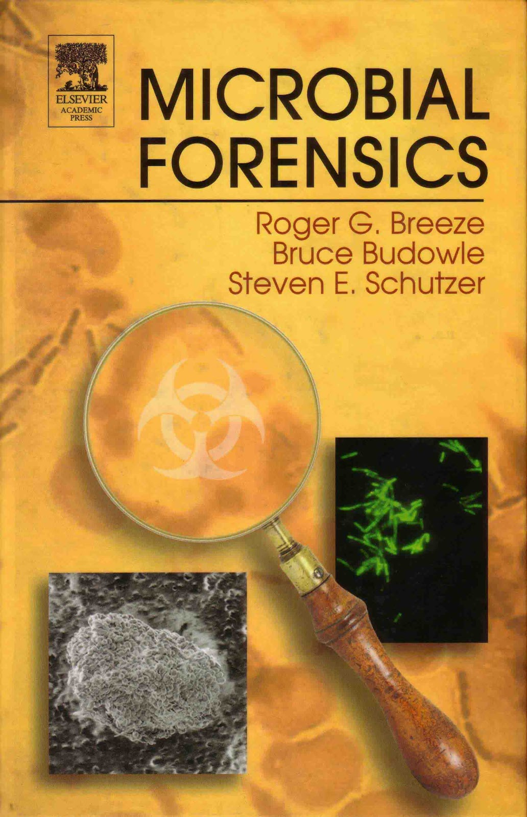 Molecular biology in forensic science research paper, need book suggestions!?