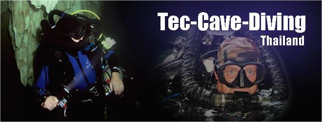 Tec - Cave - Diving Thailand