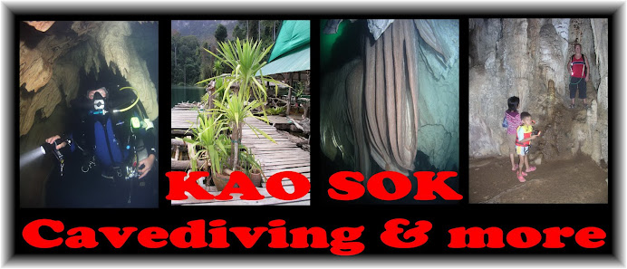 KAO SOK - CAVEDIVING AND MORE