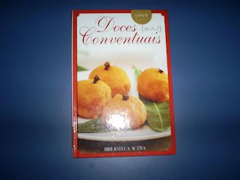 Vendo Livro Doces Conventuais