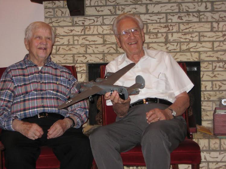 Ken and John