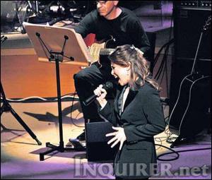 Lea Salonga's milestone performance draws thunderous applause