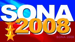 State of the Nation Address (SONA) 2008