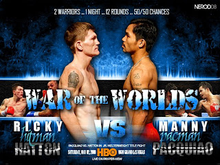 Manny Pacquiao vs Ricky Hatton Tickets