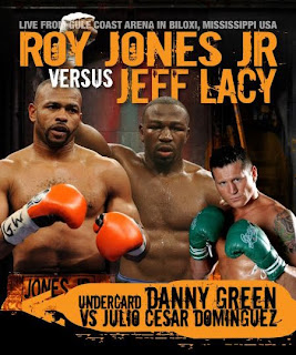 Watch Hook City Jones vs Lacy Live Online Video