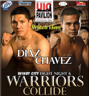 Watch David Diaz vs Jesus Chavez Live Free Online Stream