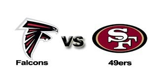 Watch NFL Atlanta Falcons vs. San Francisco 49ers Live Online