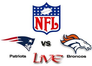 Watch NFL New England Patriots vs. Denver Broncos Live Online