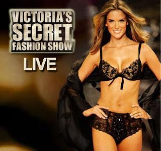 Watch Victoria's Secret Fashion Show 2009 Live