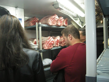 In the Meat Locker