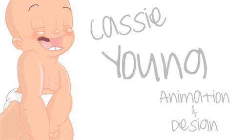 Cassie Young's Blog