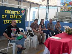 1ª Reunião - EEFM Cláudio Martins