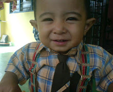 My nephew (Afiq Aizuddin)