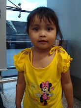 My niece (Nurul Izzyati)