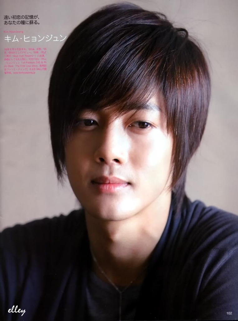 All Images Of Kim Hyun Joong http://recap-koreandrama.blogspot.com/2010/10/kim-hyun-joong-cute-smile-photo.html