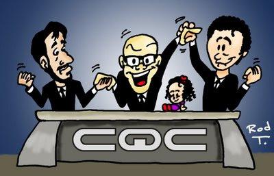 CQC caricatura