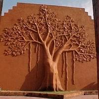 Wall Murals.