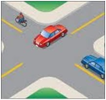 Uncontrolled T Intersection Wroad Wrage is Wrong: ...