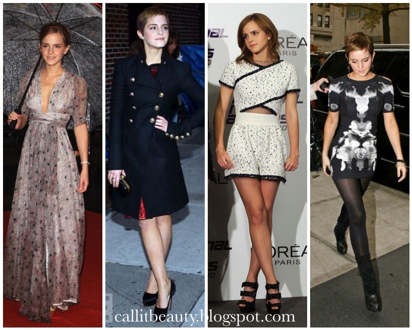 Really Love How Emma Watson's Style Has Evolved Over The Years