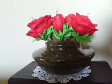 Flores de EVA!!