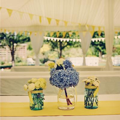 Daisy Pink Cupcake Wedding Inspiration