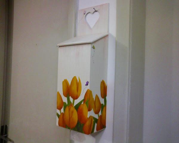 Puxa Saco (Tulipa) - R$ 25,00
