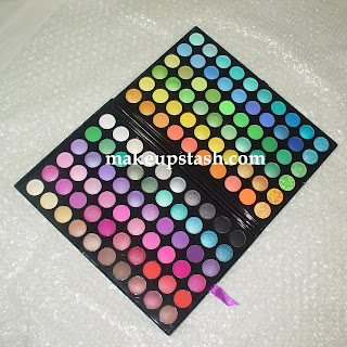 Makeup Mail: Manly Cosmetics 120 Palette