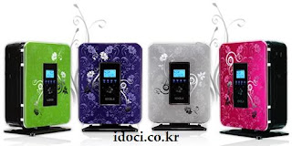 IDOCI Cosmetics Fridge