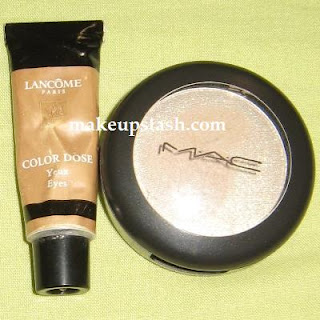 Makeup Mail: MAC Eyeshadow in Quicktone Tan
