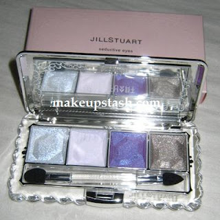 EOTD | Jill Stuart Seductive Eyes in Sensual Fairy