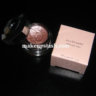 Review | Makeup | Eyes | Eyeshadow | Jill Stuart Jelly Eye Color in 20 Ballet Pink