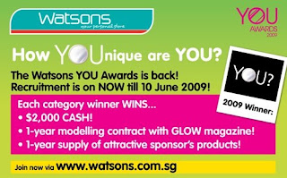 Watsons YOU Awards 2009