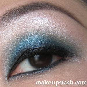 EOTD | Pop Beauty Eye Cake/Liner Cake in Darkness