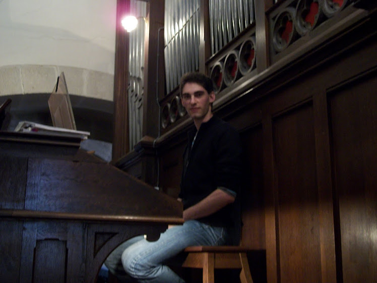 Concert d'orgue - 3 octobre 2010