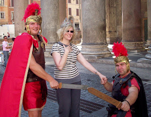 My tryst with some soldiers in Rome