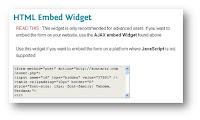 Cara Membuat Form Contact Admin Di Blogspot