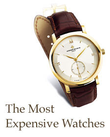 Amazon.com: Customer Discussions: The most expensive watches