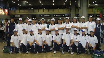 Delegação Brasileira de Beisebol Pré Junior U 13 -Crystal Lake Illinois