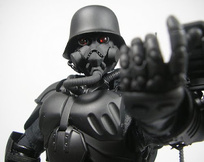 Stray Dog Kerberos Panzer Cops, known in Japan as 'Kerberos: Jigoku no