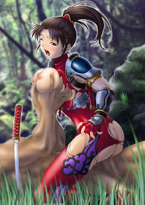 soul calibur hentai game
