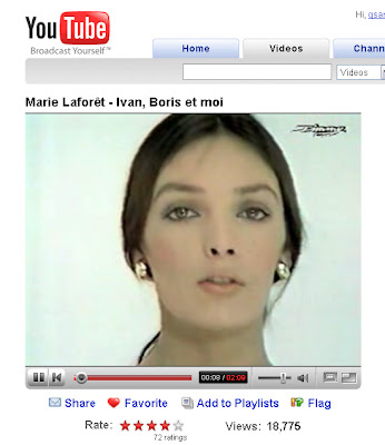 YouTube Marie Laforet