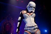 Personajes de Star Wars de forma Unica