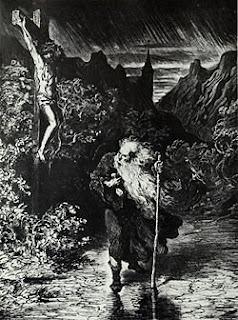Leyenda,Mitología, Judio Errante