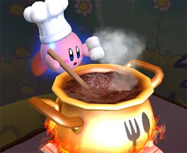 Let's cook with Kirby