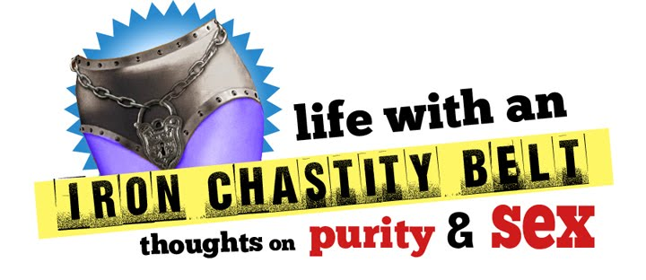 Life With An Iron Chastity Belt