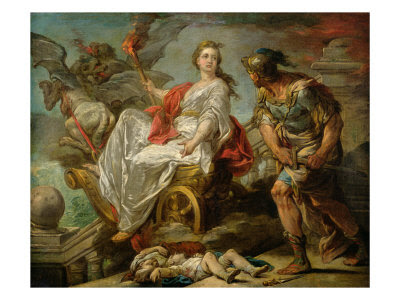 "Carle van Loo's ""Jason and Medea"" (1759)"